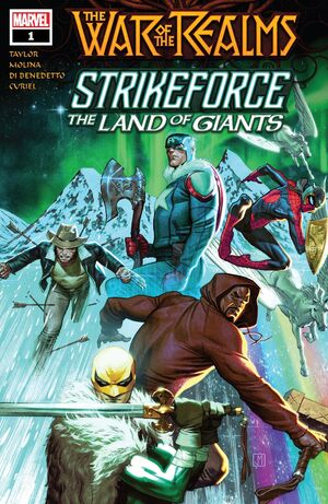 War of the Realms Strikeforce The Land of Giants Vol 1 1.jpg