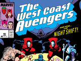 West Coast Avengers Vol 2 40