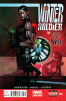 Winter Soldier The Bitter March Vol 1 4