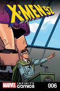 X-Men '92 Infinite Comic Vol 1 6