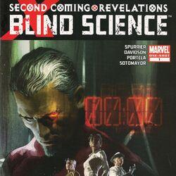 X-Men: Blind Science Vol 1 1