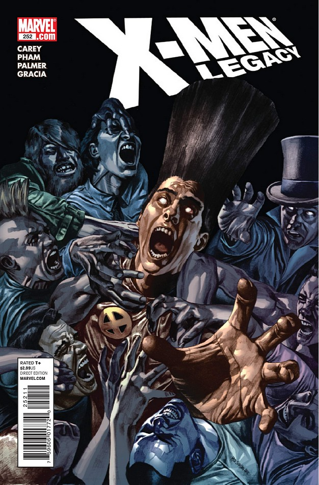 X-Men: Legacy Vol 1 252