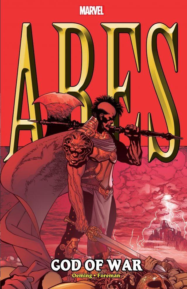 Ares: God of War Vol 1 1
