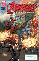 Avengers A Cause for Alarm Vol 1 1