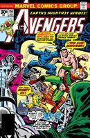 Avengers Vol 1 155