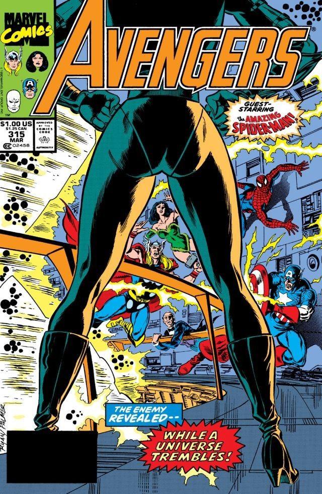 Avengers Vol 1 315