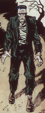 Baron Frankenstein (Earth-616)