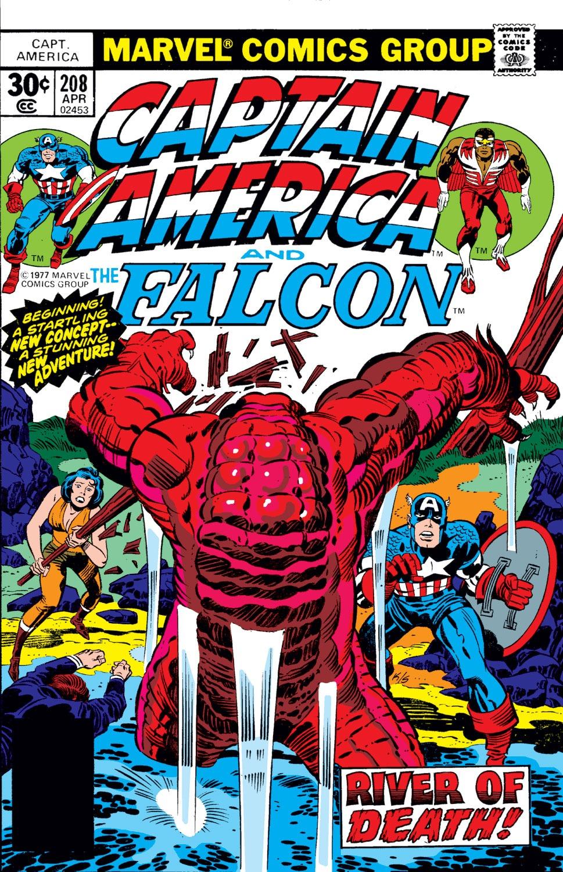 Captain America Vol 1 208