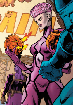 Danielle Forte (Earth-616) from MODOK Head Games Vol 1 2 001.png
