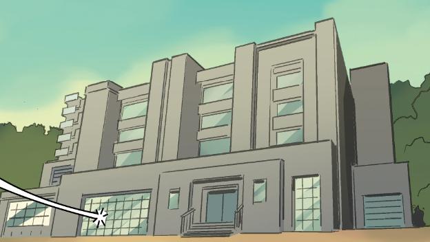 Department X Headquarters/Gallery