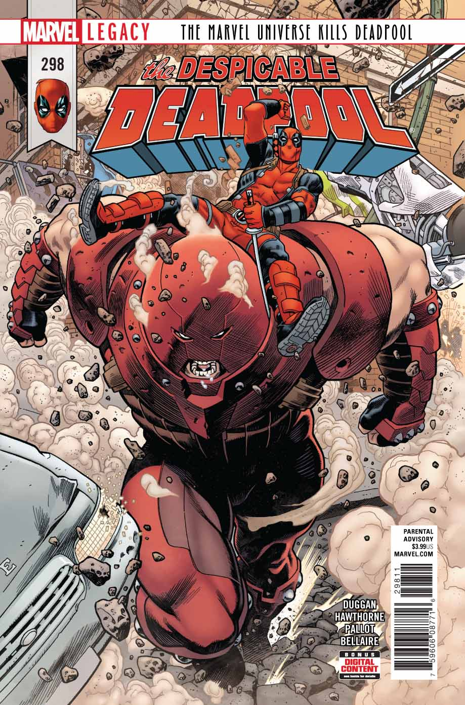 Despicable Deadpool Vol 1 298