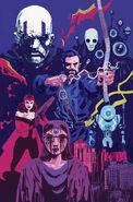 Doctor Strange Vol 4 12 Story Thus Far Variant Textless