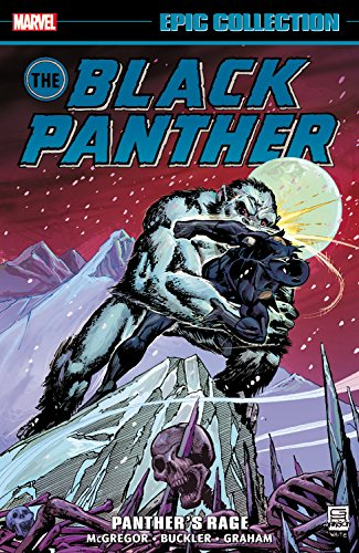 Epic Collection: Black Panther Vol 1
