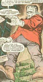 Frankenstein's Monster (Earth-665)