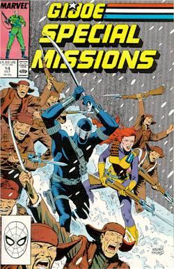 G.I. Joe: Special Missions Vol 1 14