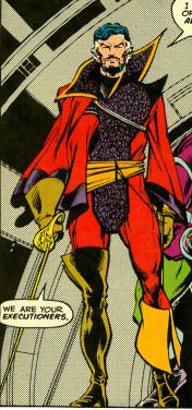 Gareth (Sparta) (Earth-791)