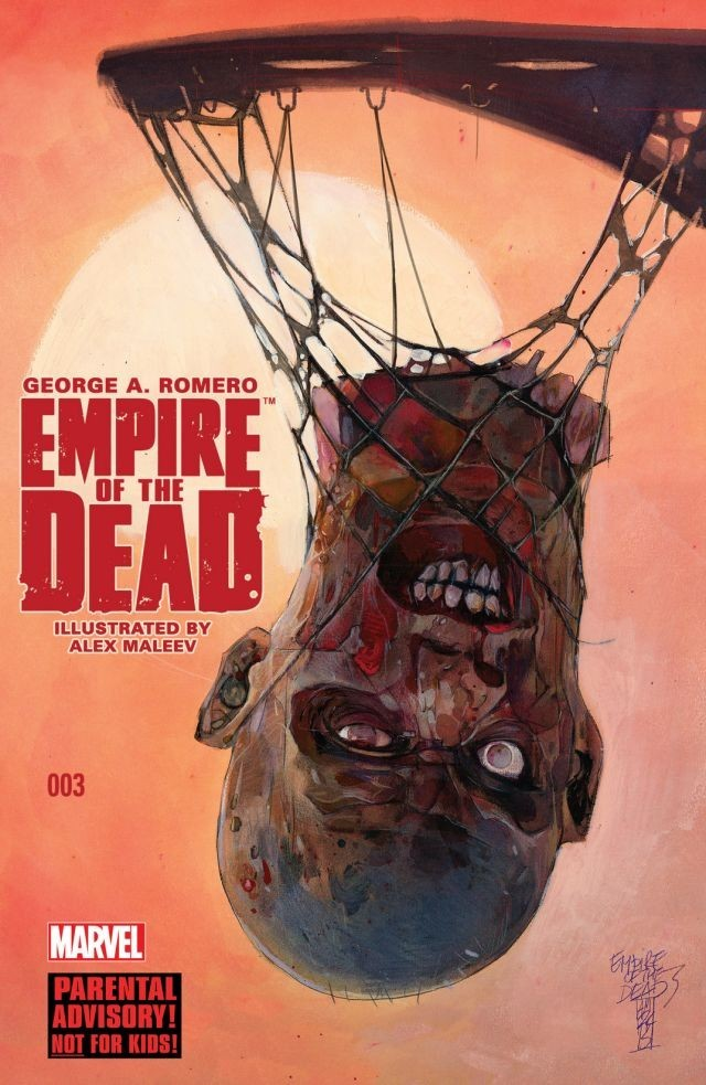 George Romero's Empire of the Dead: Act One Vol 1 3