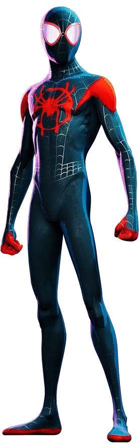 Into the Spider-Verse Suit (Miles Morales) from Marvel's Spider-Man Miles Morales 0001.png