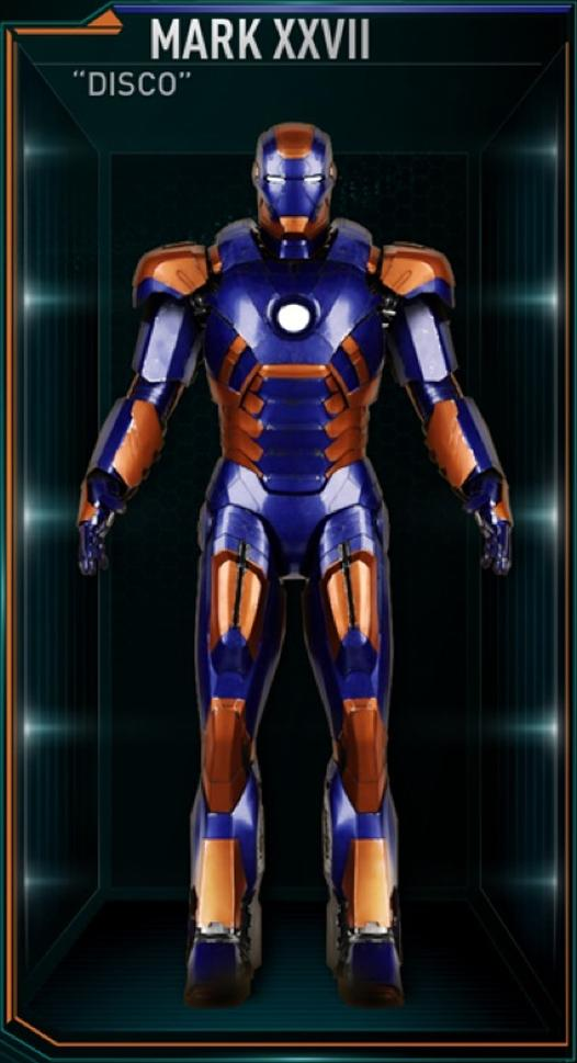 Iron Man Armor MK XXVII (Earth-199999)