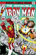 Iron Man Vol 1 93
