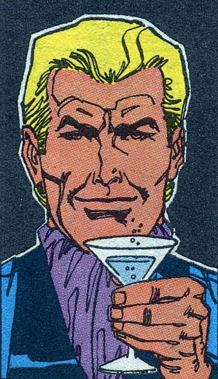 Jason Jerome (Earth-616)