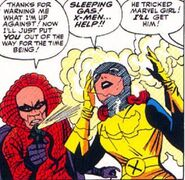 Jean Grey (Earth-616) from X-Men Vol 1 2 0004