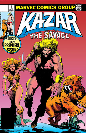 Ka-Zar the Savage Vol 1 1.jpg