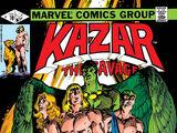 Ka-Zar the Savage Vol 1 10