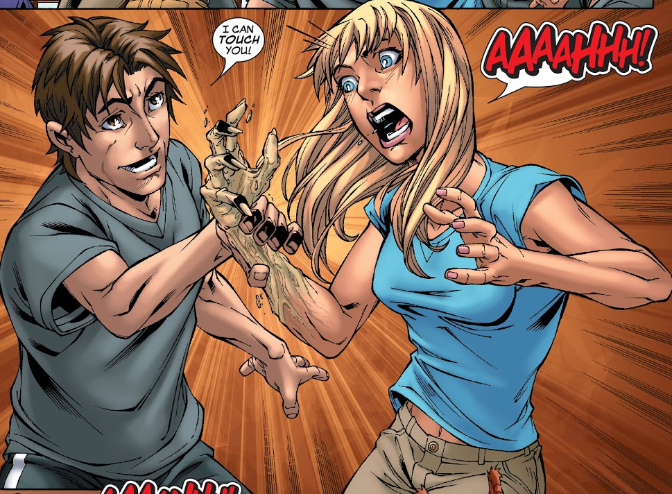 Kevin Ford (Earth-616) and Laurie Collins (Earth-616) from New X-Men Vol 2 20 0001.jpg