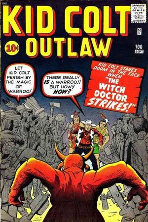 Kid Colt Outlaw Vol 1 100.jpg
