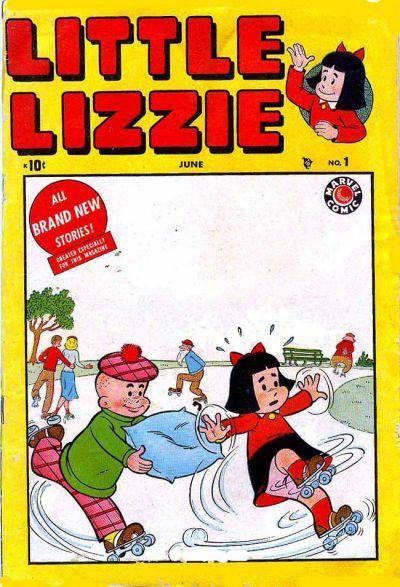Little Lizzie Vol 1 1