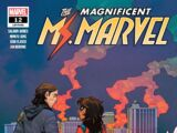Magnificent Ms. Marvel Vol 1 12