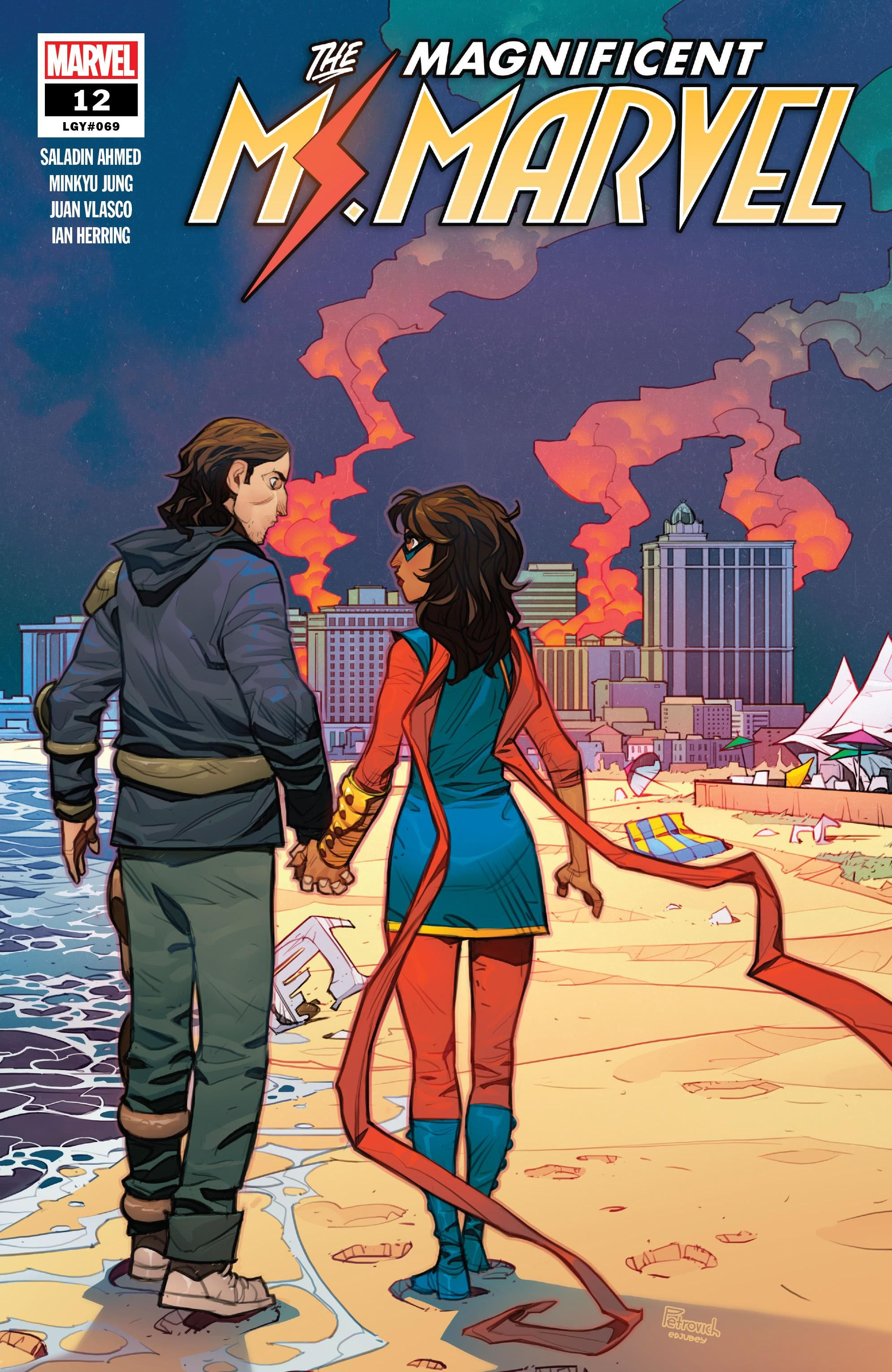 Magnificent Ms. Marvel Vol 1 12