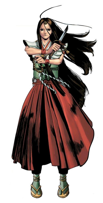 Mana Yanowa (Earth-616)