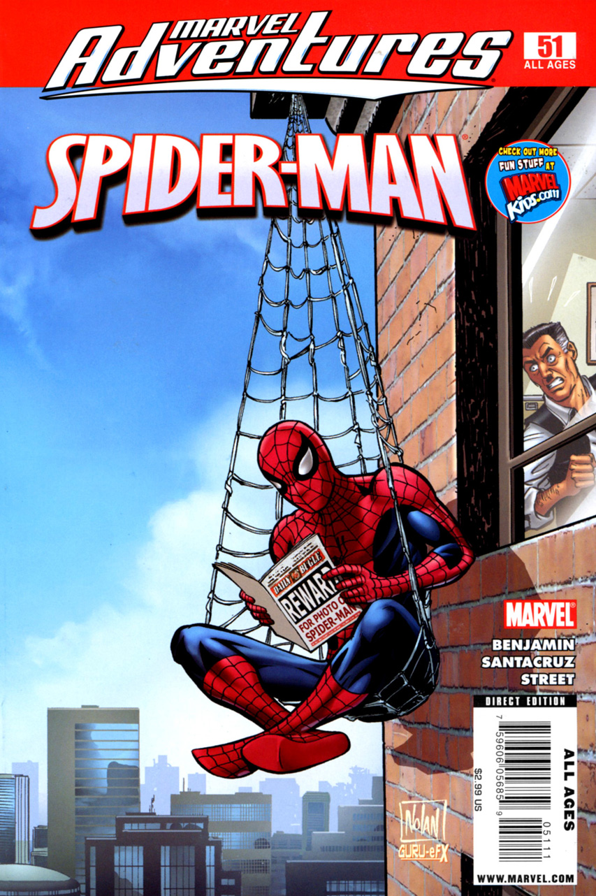 Marvel Adventures: Spider-Man Vol 1 51