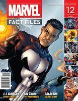 Marvel Fact Files Vol 1 12