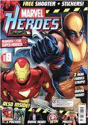 Marvel Heroes (UK) Vol 1 8