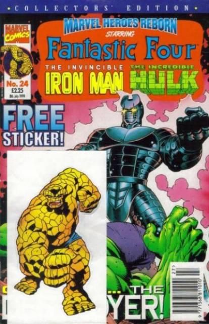 Marvel Heroes Reborn Vol 1 24