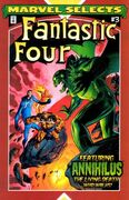Marvel Selects Fantastic Four Vol 1 3