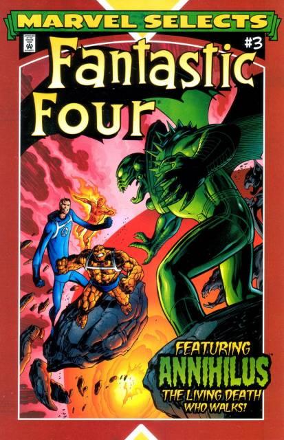 Marvel Selects: Fantastic Four Vol 1 3