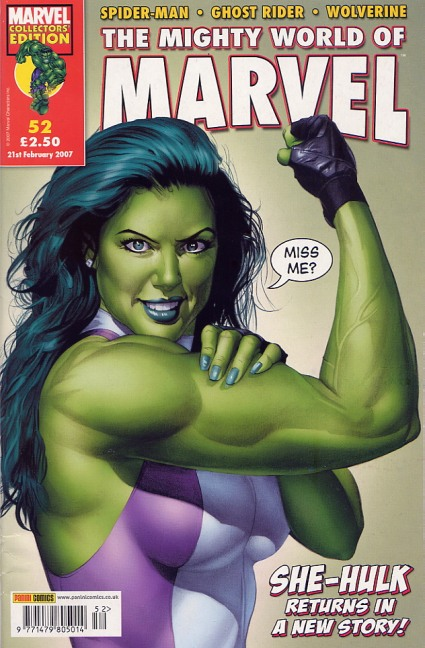 Mighty World of Marvel Vol 3 52