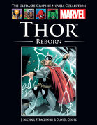 Official Marvel Graphic Novel Collection Vol 1 52