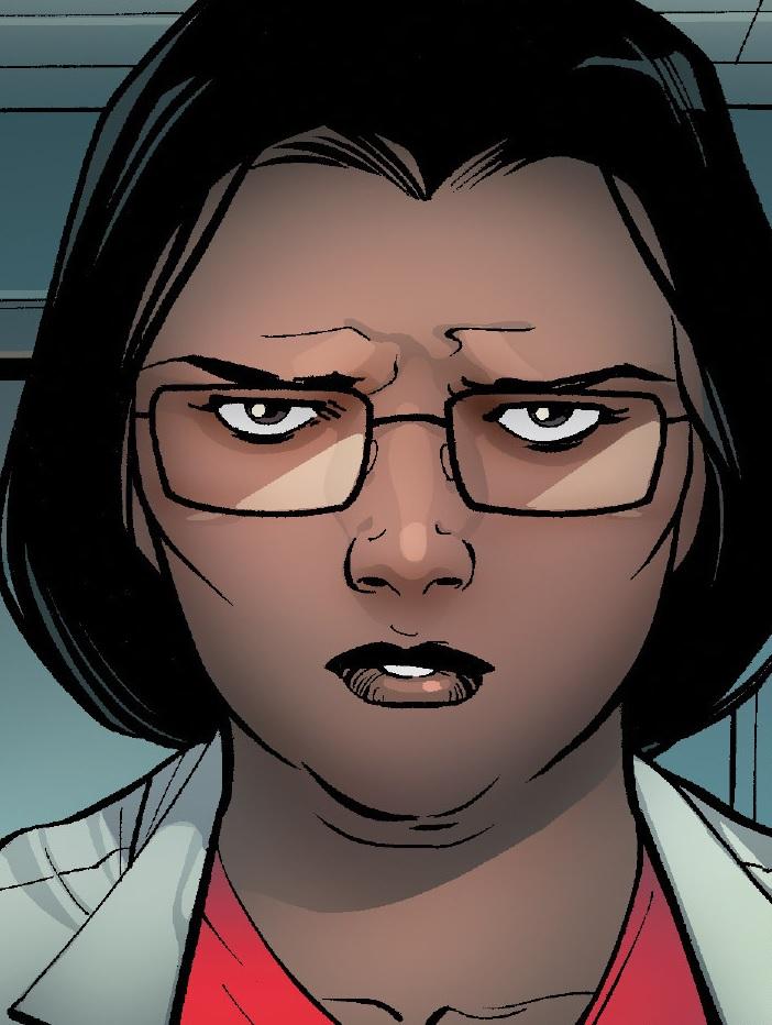 Rita Clarkson (Earth-616)