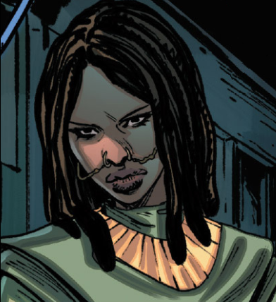 Sanara (Earth-616)