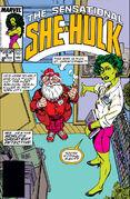 Sensational She-Hulk Vol 1 8