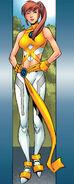 Sofia Mantega (Earth-616) from New X-Men Vol 2 2 002