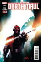 Star Wars Darth Maul Vol 1 2