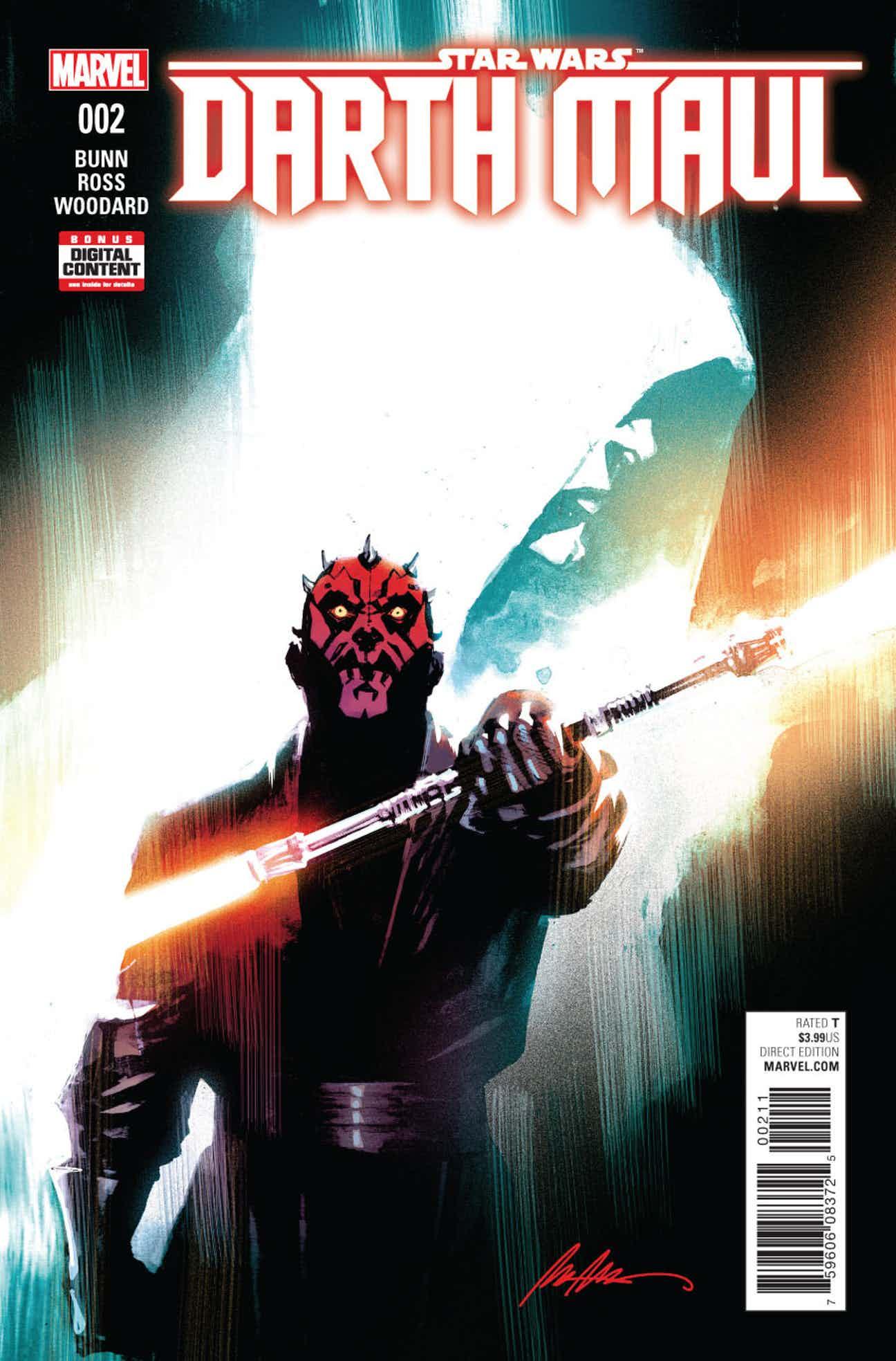 Star Wars: Darth Maul Vol 1 2