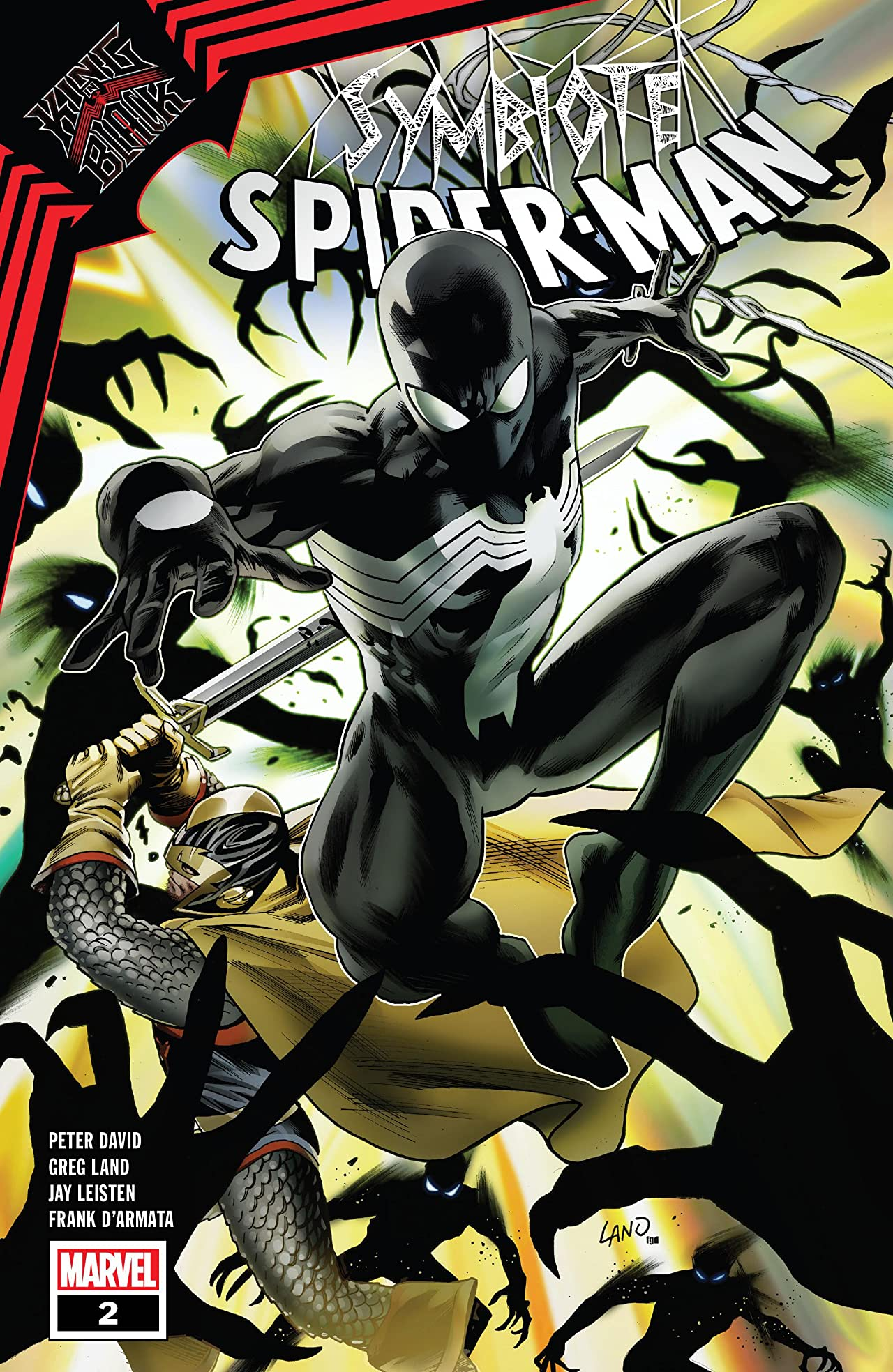 Symbiote Spider-Man: King in Black Vol 1 2