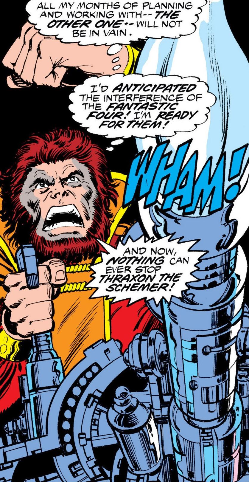 Thraxon (Earth-616)